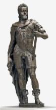 Leon Leoni y Pompeo: Felipe II. Museo del Prado.