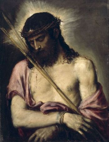 Tiziano. Ecce Homo. National Gallery of Ireland. Dublín.