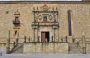 Fachada del Colegio de Santiago el Zebedeo o Colegio Fonseca, Diego de Siloé, Juan de Álava, ca.1521-34 (por José Luis Filipo Cabana vía Wikimedia).