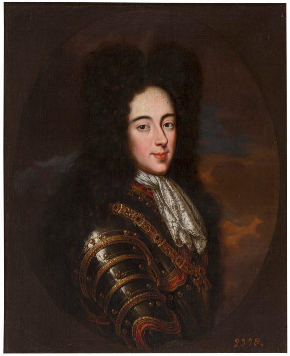 Fig. 3. Jan Frans van Douven: Jaime Luis Sobiesky, ca. 1695. Madrid, Museo Nacional del Prado.