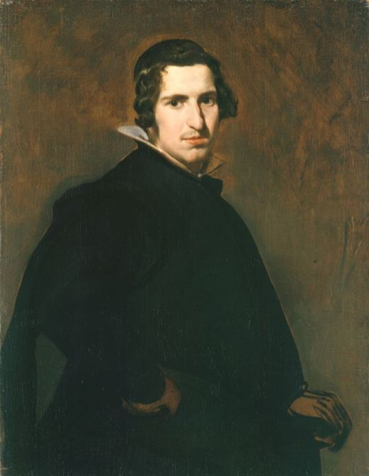 Diego Rodríguez de Silva y Velázquez, Retrato de Caballero, ca. 1631. Múnich, Alte Pinakothek, inv. 518.