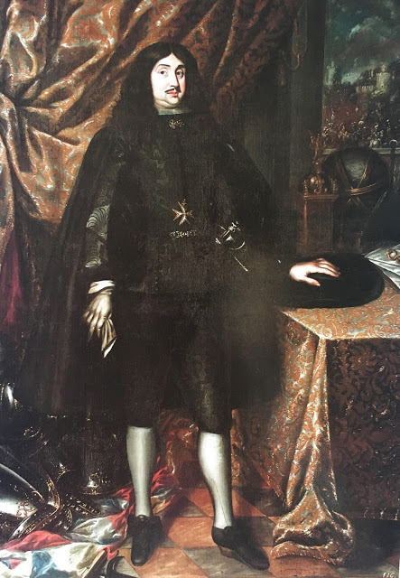 Isidoro Burgos Mantilla, Juan José de Austria, 1674. Real Monasterio de San Lorenzo de El Escorial.