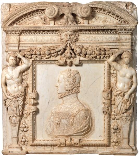 Leone Leoni. La emperatriz Isabel. ca. 1550-1555. Museo del Prado