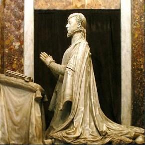 Pomepo Leoni. Capilla funeraria de Juana de Austria. Descalzas Reales de Madrid. Foto: Pasión por Madrid.