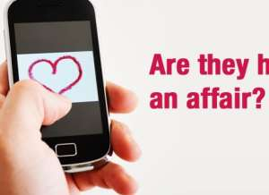 Your Partner May Be Having an Affair