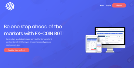 FX Coin Bot Software