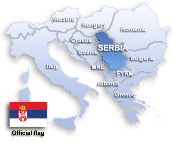 General info on Serbia