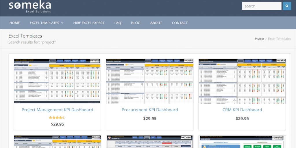 These project management dashboard templates that are free … Excel Templates For Project Managers