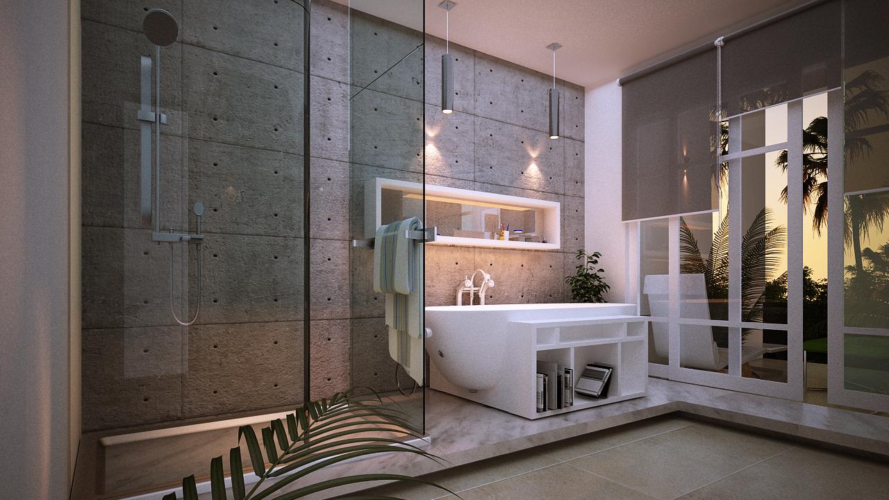 Suggestion Salle de bains