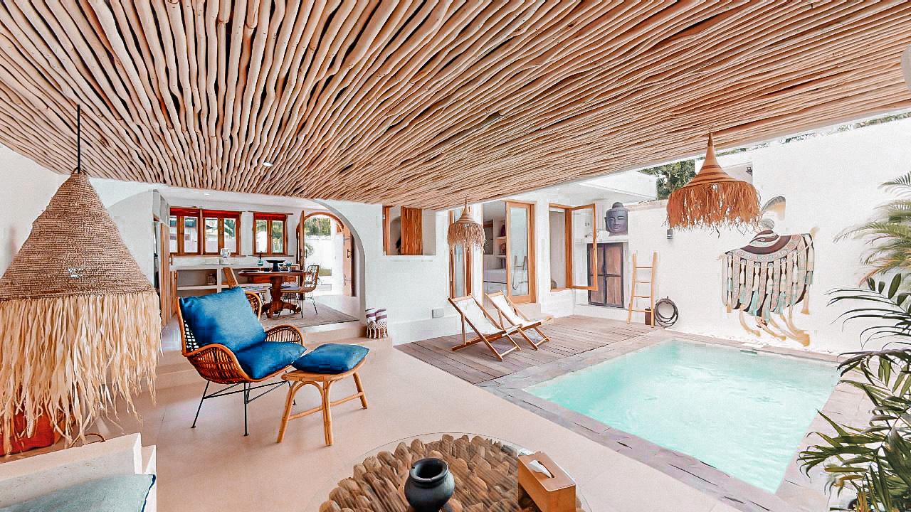 salon piscine