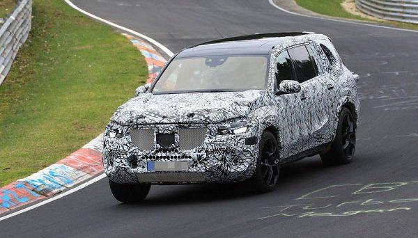 Nuova Mercedes GLS: proseguono i test in pista - Motori e Auto - Investireoggi.it
