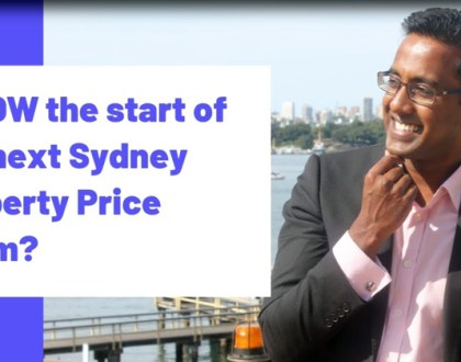 Is NOW The Start of the Next Sydney Property Price Boom?