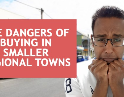 The Dangers of Buying In Small, Regional Towns