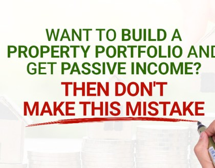 How NOT to Invest in Property For Passive Income