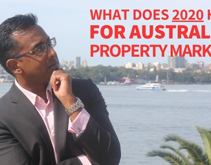 What does 2020 Hold For Australia's Property Markets?