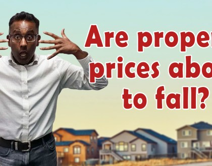 Australian house price growth slows! Are property prices about to fall?