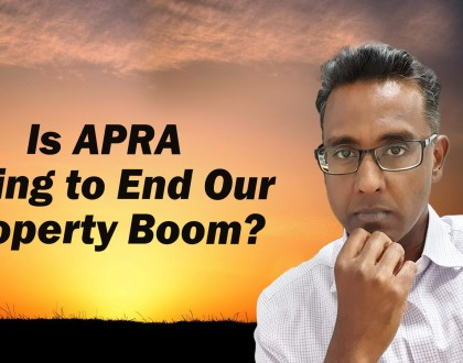 Will APRA's Changes Affect Australia's Property Boom?