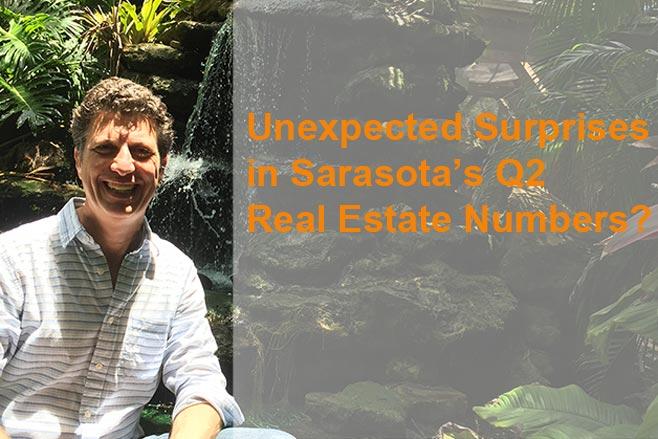 Sarasota Real Estate 2nd quarter numbers, 2017