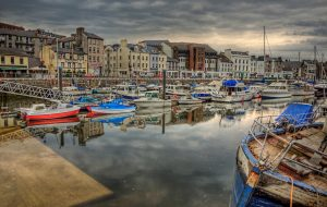 The Marina in Douglas - Isle of Man Business Barometer
