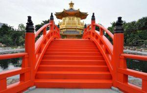 Chi Lin Nunnery, Hong Kong - China Gold Trade