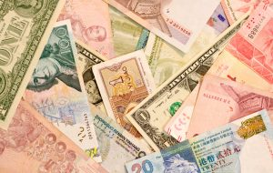 Foreign Exchange Global Currency - World money