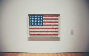 American flag - Life Insurance
