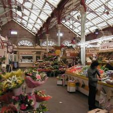 Central Market St. Helier, Jersey