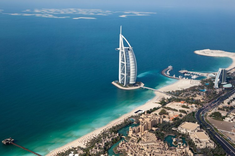 Burj Al Arab, Dubai - Offshore Company