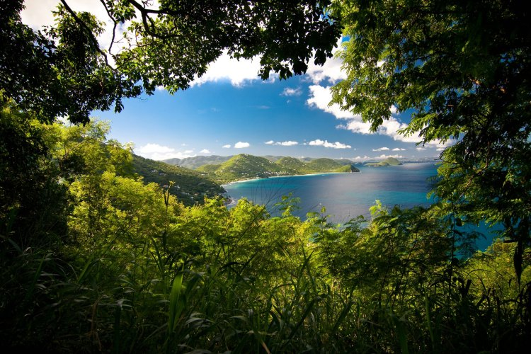 Tortola Karibik, British Virgin Islands
