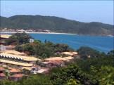 Buzios posada beach view