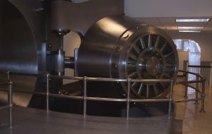 Federal Reserve Bank of Cleveland Vault Door