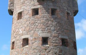 Jersey round tower