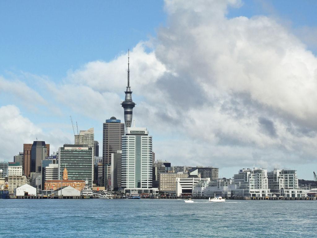 Auckland New Zealand - offshore bank accounts