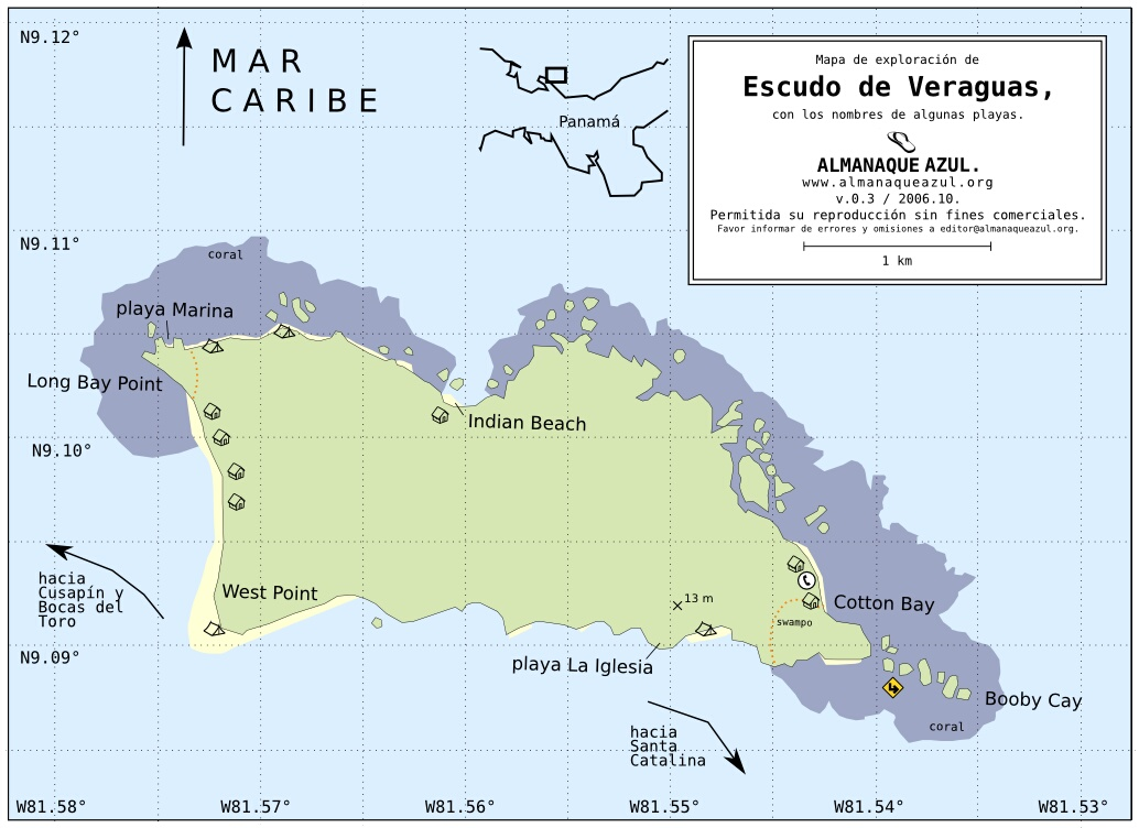 Invest Offshore in Escudo de Veraguas with the Ngobe (Ngabe