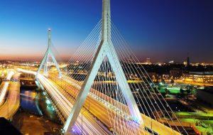 Leonard P. Zakim Bunker Hill Bridge - Boston, MA - Capital Asset