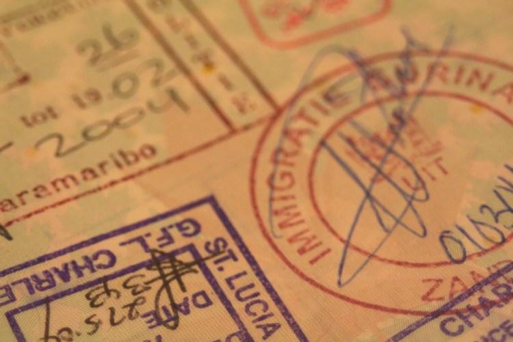 market for passports