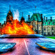 offshore investors bullish on Canada
