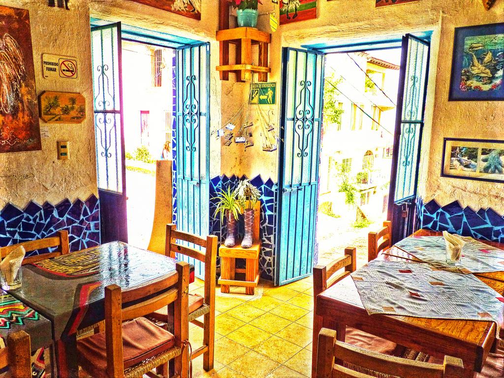 Expat Mexico restaurant