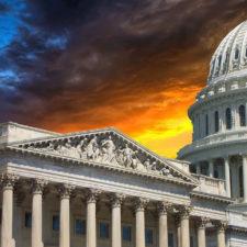 Washington DC ~ United State Capitol ~ Historic Building - cash