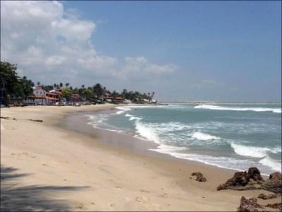 Brazil beachfront Posada in Fortaleza