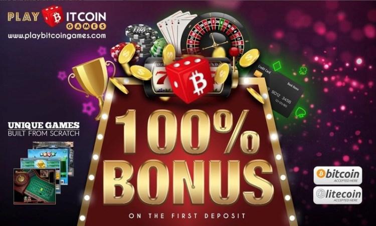 Bitcoin Casino Platform