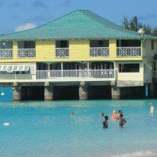 Barbados (Caribbean) - Carlisle Beach - Bridgetown