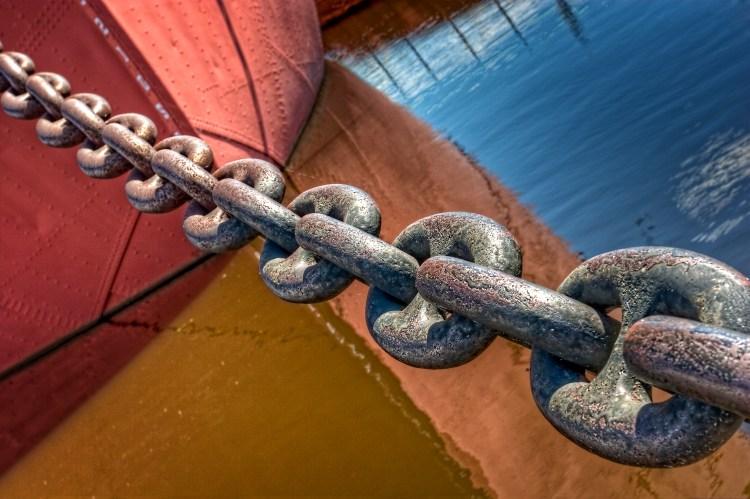 Anchor chain - Tax Treaty