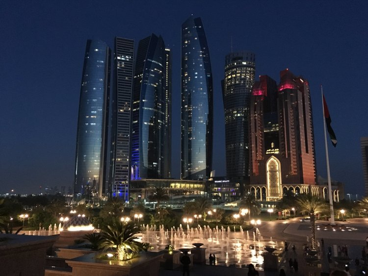 Abu Dhabi Global Market (ADGM), the International Financial Centre