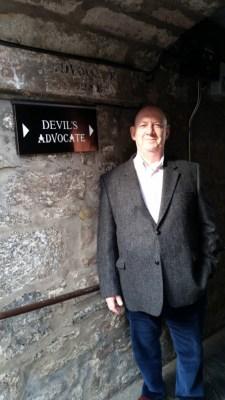 Paul Beckett, advocate