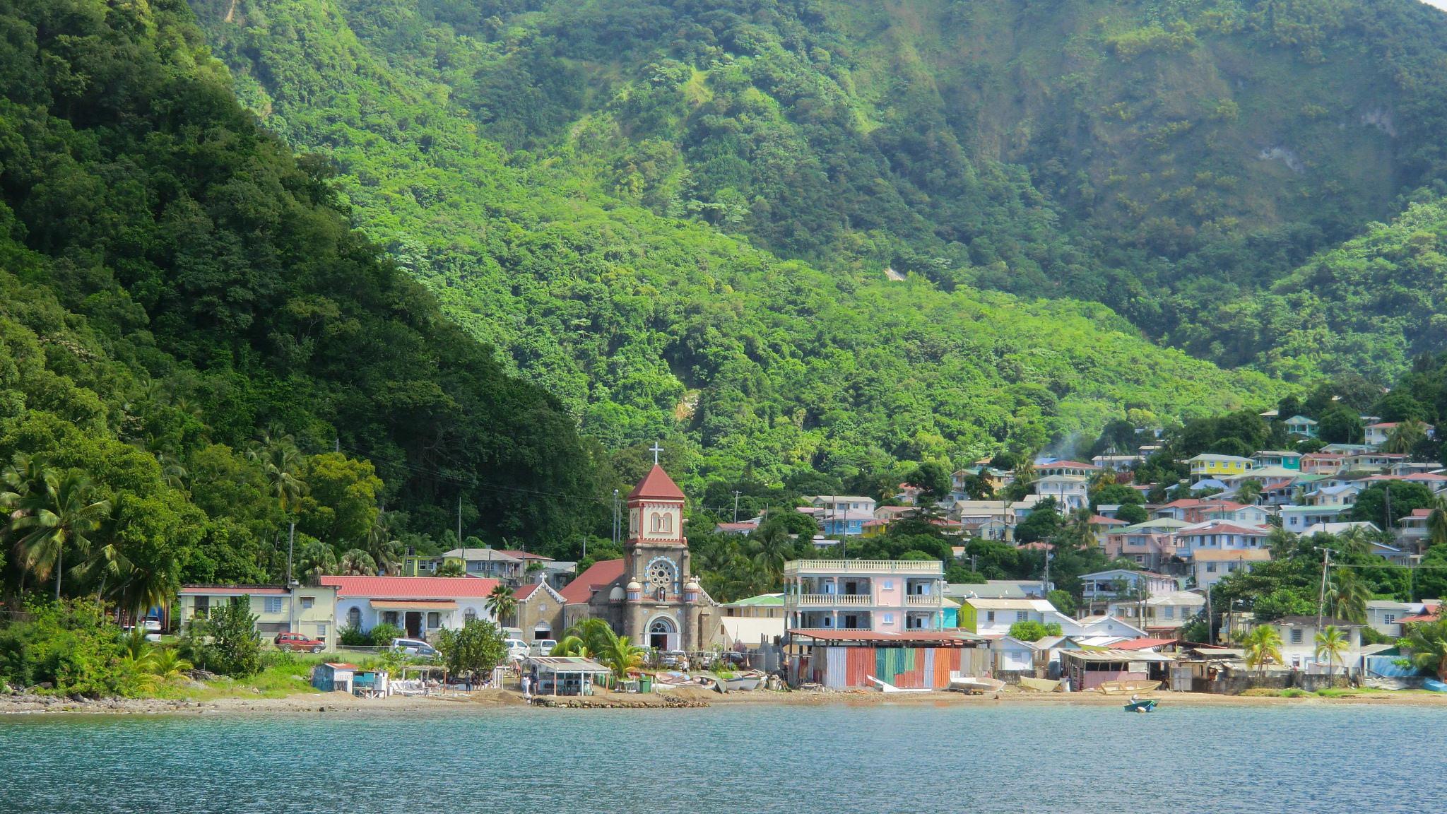 Dominica (Caribbean) - Soufrière - offshore banking