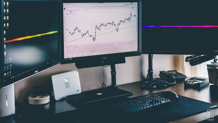 ICO operational trading platform