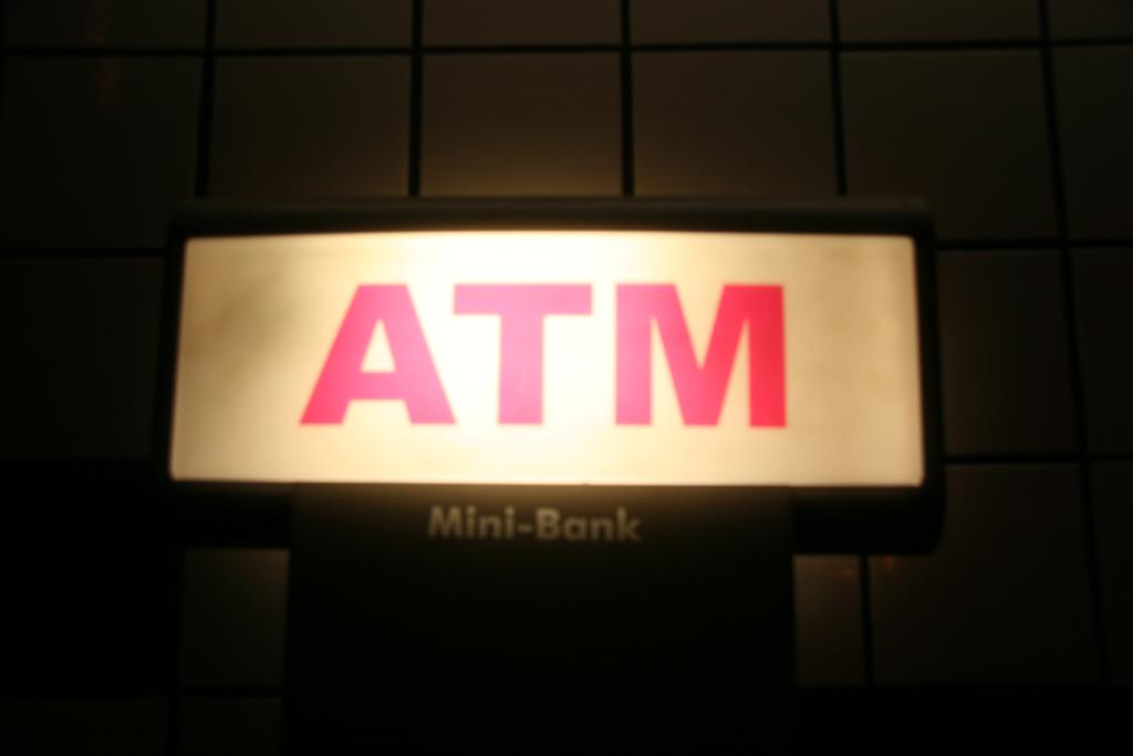 U.S. ATMs