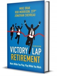 Victory Lap Retirement - New Life Stage Between a Primary Career and Full-Stop Retirement
