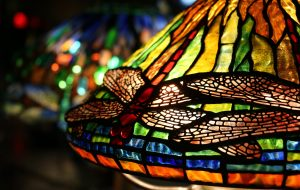 Tiffany Glass collection: Dragonfly